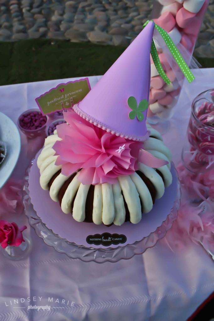Bundt Cake Del Mar