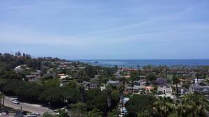 View from Hotel La Jolla