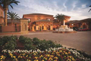 The Grand Del Mar Resort Entrance
