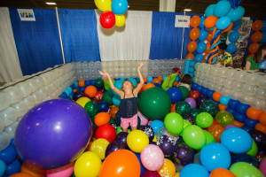 Balloon Pool