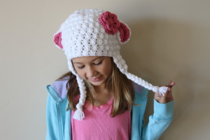 Maddie sheep hat