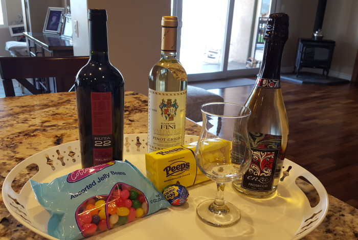 Wines to pair with your leftover Easter sweets!