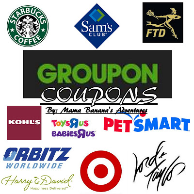 Save Money While shopping Everyday; Groupon Your Coupon!