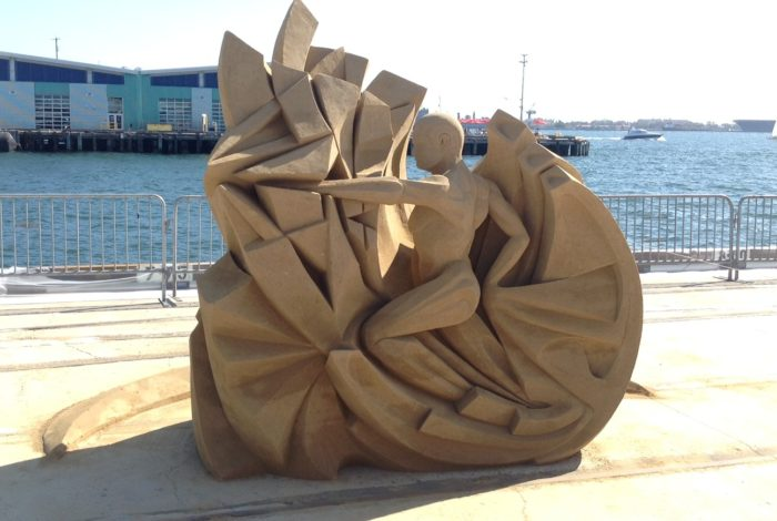 The 5th Annual U.S. Sand Sculpting Challenge & Ticket Giveaway!