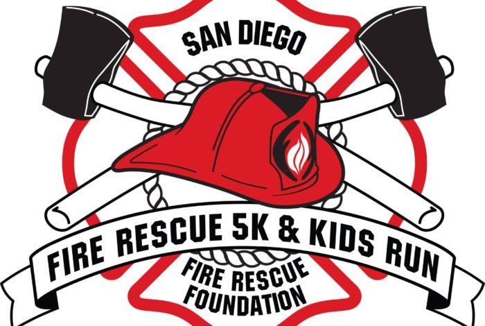 San Diego Fire Rescue 5K & Kids Run October 8!