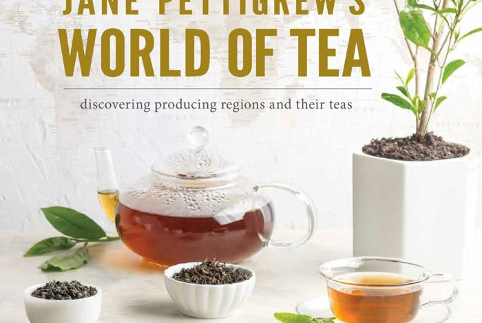 Jane Pettigrew's: World of Tea~ Review & Giveaway!