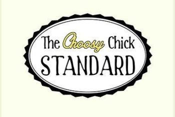 The Choosy Chick~ GIVEAWAY!